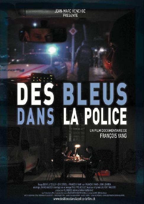 Des bleus dans la police