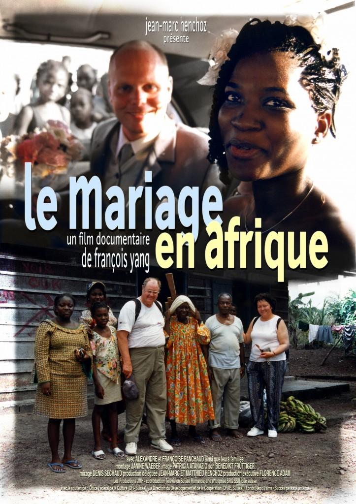 Mariage en afrique