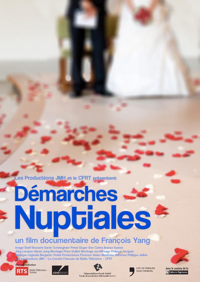 Démarches nuptiales (A l'école du couple)